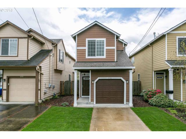 8264 NE Multnomah St, Portland, OR 97220 (MLS #18307753) :: Hatch Homes Group