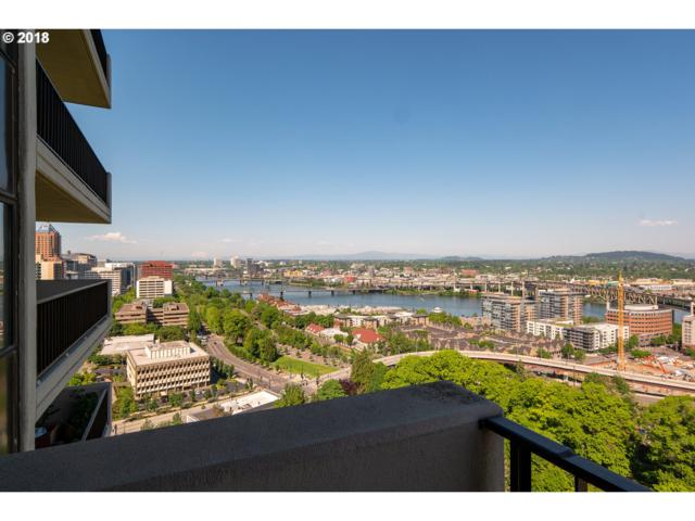 2221 SW 1ST Ave #2024, Portland, OR 97201 (MLS #18308188) :: Next Home Realty Connection