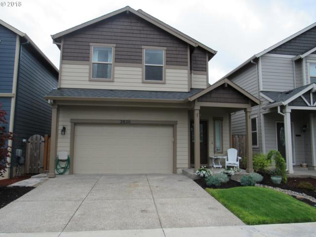 2820 26TH Ave, Forest Grove, OR 97116 (MLS #18308494) :: Premiere Property Group LLC