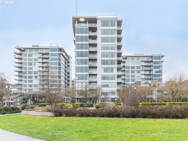 1900 SW River Dr N603, Portland, OR 97201 (MLS #18308848) :: TLK Group Properties