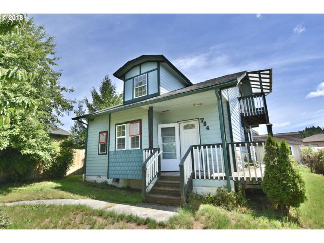 734 N Collier St, Coquille, OR 97423 (MLS #18309339) :: Matin Real Estate