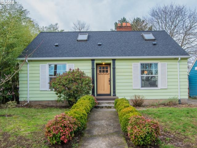 4525 NE 41ST Ave, Portland, OR 97211 (MLS #18309366) :: Next Home Realty Connection