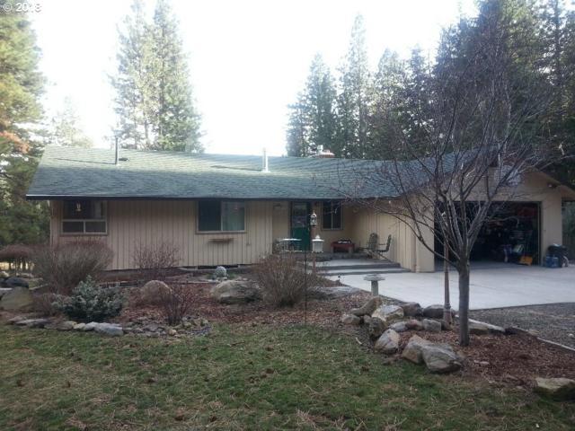 62179 Starr Ln, La Grande, OR 97850 (MLS #18310027) :: Cano Real Estate