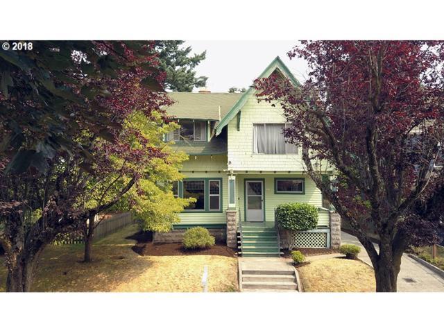 2226 SE 35TH Pl, Portland, OR 97214 (MLS #18310855) :: Hatch Homes Group