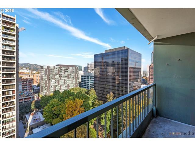 111 SW Harrison St 18C, Portland, OR 97201 (MLS #18311125) :: McKillion Real Estate Group