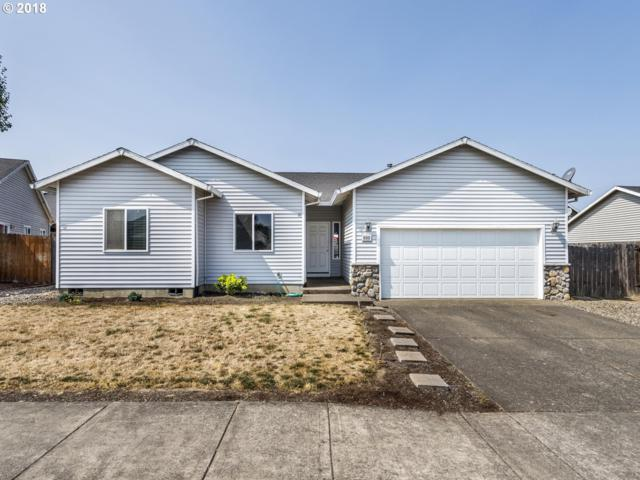 800 Columbia Dr, Molalla, OR 97038 (MLS #18312860) :: The Sadle Home Selling Team