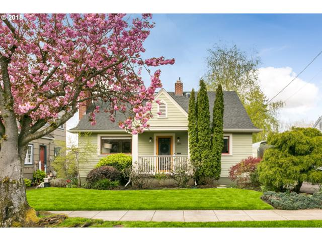 1715 SE 59TH Ave, Portland, OR 97215 (MLS #18312968) :: Hatch Homes Group