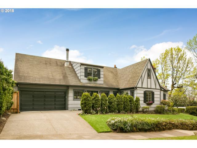 3606 SE Henry St, Portland, OR 97202 (MLS #18313184) :: Hatch Homes Group