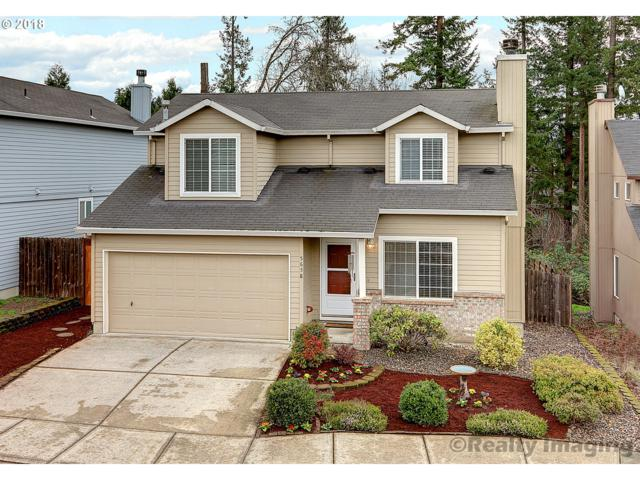 5658 NW 172ND Ter, Portland, OR 97229 (MLS #18313646) :: Next Home Realty Connection