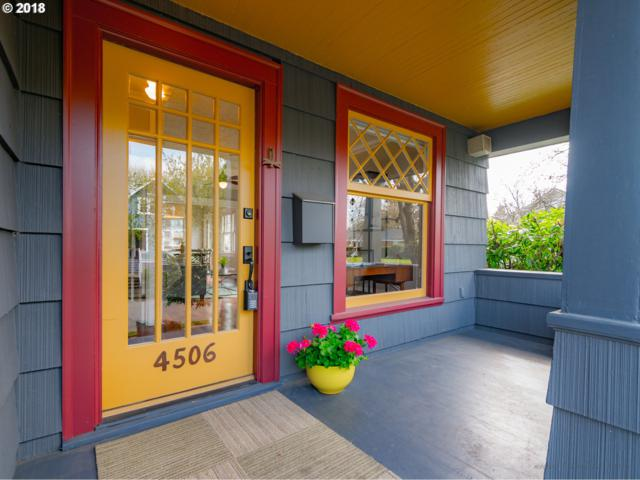 4506 NE 24TH Ave, Portland, OR 97211 (MLS #18315131) :: Next Home Realty Connection