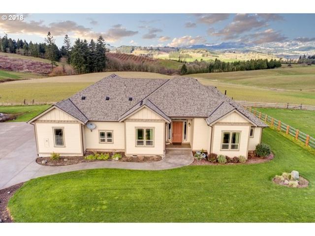 13479 NE Worden Hill Rd, Newberg, OR 97132 (MLS #18315897) :: McKillion Real Estate Group