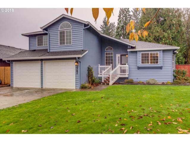 1701 NE 152ND Cir, Vancouver, WA 98686 (MLS #18316139) :: Townsend Jarvis Group Real Estate