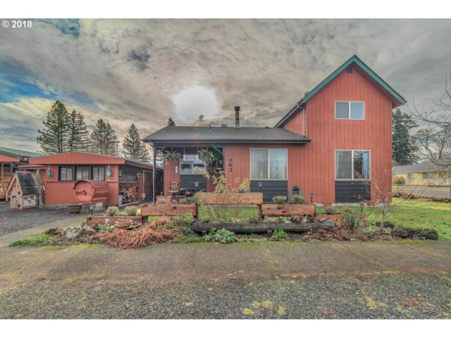 483 C St, Creswell, OR 97426 (MLS #18316315) :: R&R Properties of Eugene LLC