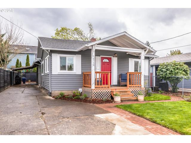 6716 SE Harold St, Portland, OR 97206 (MLS #18316415) :: The Dale Chumbley Group