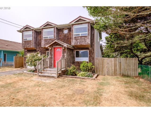 1126 SW 8TH St, Newport, OR 97365 (MLS #18316473) :: Beltran Properties at Keller Williams Portland Premiere