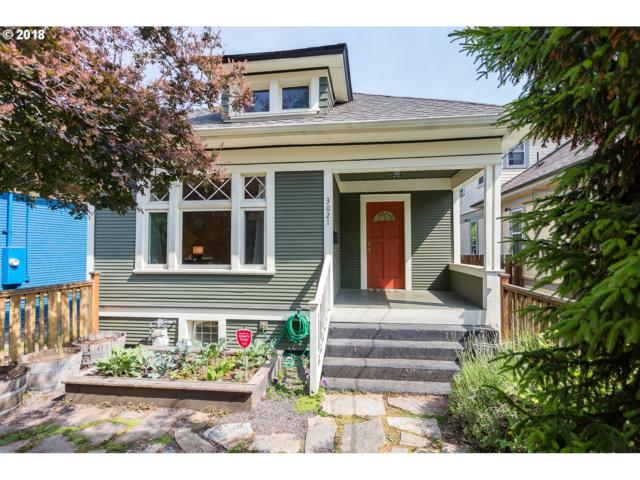 3021 SE Stark St, Portland, OR 97214 (MLS #18316609) :: Next Home Realty Connection