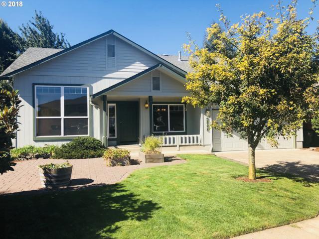 3960 Lancaster Dr, Eugene, OR 97401 (MLS #18317236) :: Song Real Estate