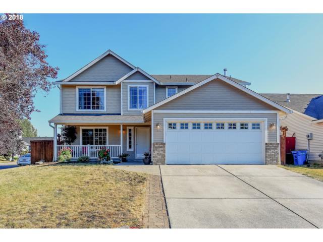 1101 NW 10TH St, Battle Ground, WA 98604 (MLS #18317741) :: Matin Real Estate