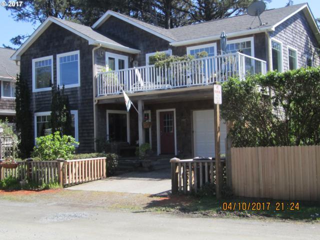 163 W Washington St, Cannon Beach, OR 97110 (MLS #18317976) :: Cano Real Estate