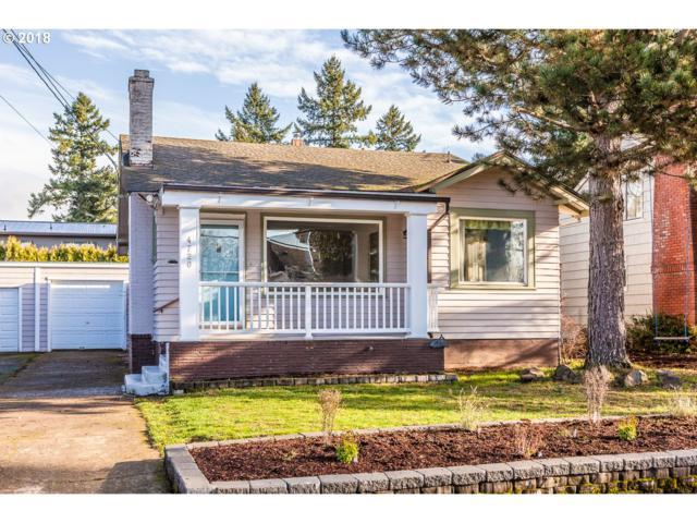 4720 SE 43RD Ave, Portland, OR 97206 (MLS #18318091) :: Hatch Homes Group