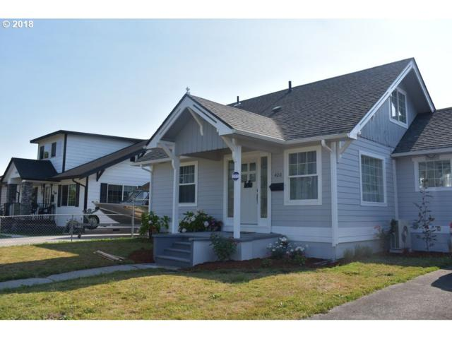 420 22ND Ave, Longview, WA 98632 (MLS #18318189) :: The Dale Chumbley Group