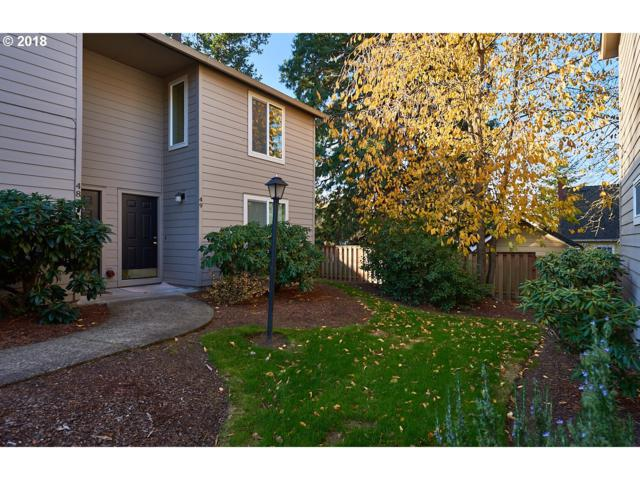 10900 SW 76TH Pl #49, Tigard, OR 97223 (MLS #18318207) :: Hatch Homes Group