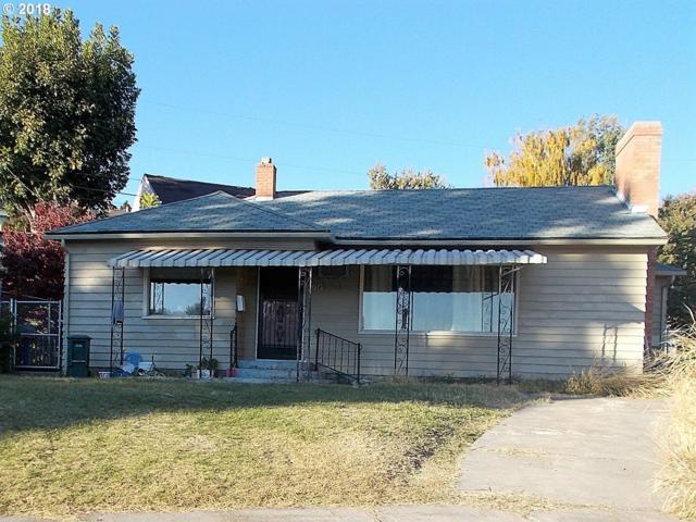660 NW 7TH St, Pendleton, OR 97801 (MLS #18319004) :: R&R Properties of Eugene LLC
