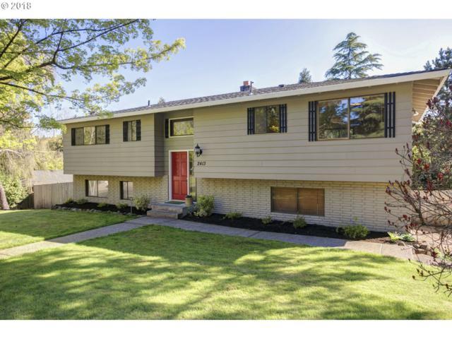 2413 19TH St, West Linn, OR 97068 (MLS #18319616) :: TLK Group Properties