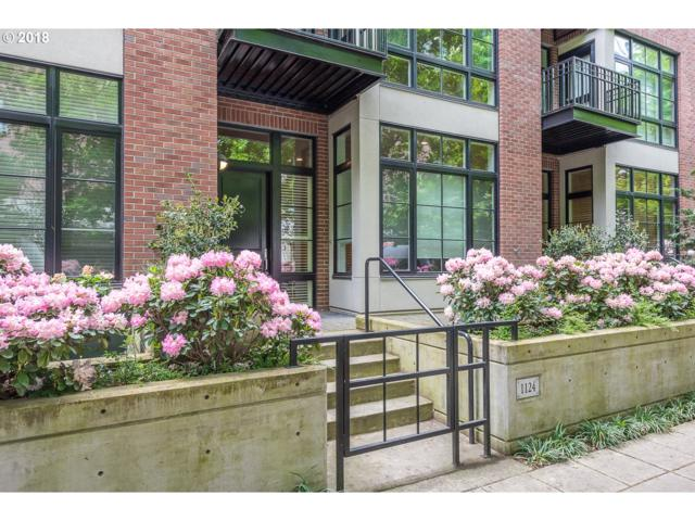 1124 NW Johnson St, Portland, OR 97209 (MLS #18319737) :: McKillion Real Estate Group
