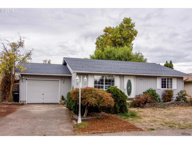 320 F St, Creswell, OR 97426 (MLS #18319754) :: R&R Properties of Eugene LLC