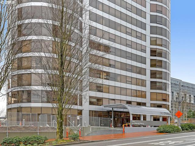 1500 SW 5TH Ave #506, Portland, OR 97201 (MLS #18320099) :: Song Real Estate