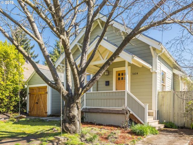 5614 N Detroit Ave, Portland, OR 97217 (MLS #18320244) :: Hatch Homes Group