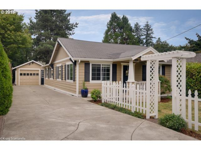 3126 SW Illinois St, Portland, OR 97239 (MLS #18320810) :: Hatch Homes Group