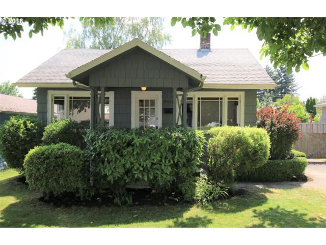 9416 N Alma Ave, Portland, OR 97203 (MLS #18321881) :: Portland Lifestyle Team
