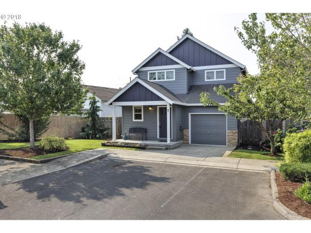 800 W 1ST St #7, Newberg, OR 97132 (MLS #18321945) :: R&R Properties of Eugene LLC