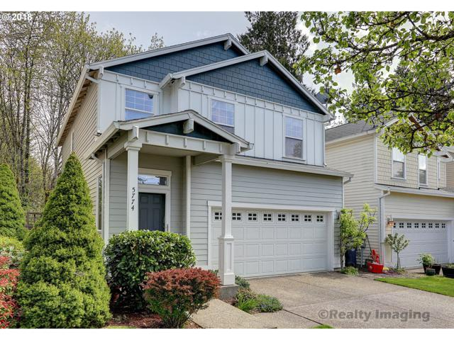 5774 NE Damsel Dr, Hillsboro, OR 97124 (MLS #18322040) :: Next Home Realty Connection