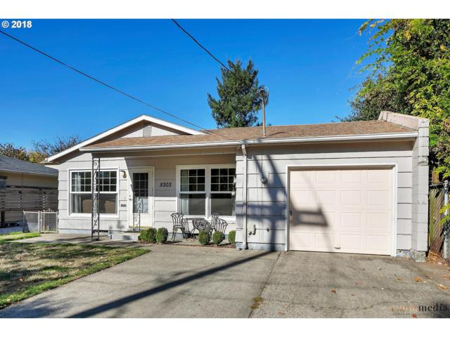 5303 SE Mall St, Portland, OR 97206 (MLS #18322144) :: Fox Real Estate Group