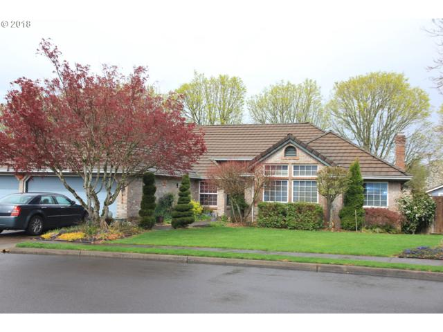 1920 NE 21ST Ave, Canby, OR 97013 (MLS #18323416) :: Beltran Properties at Keller Williams Portland Premiere