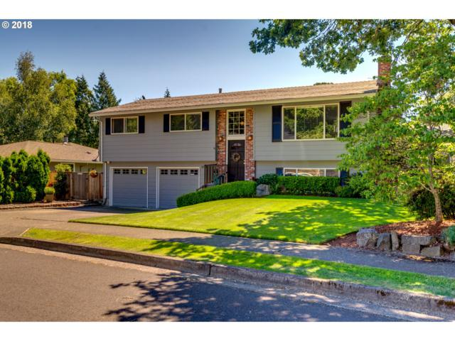 12900 SW Glenn Dr, Beaverton, OR 97008 (MLS #18323512) :: TLK Group Properties