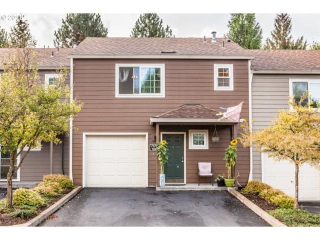 7175 SW Sagert St #106, Tualatin, OR 97062 (MLS #18324534) :: Realty Edge