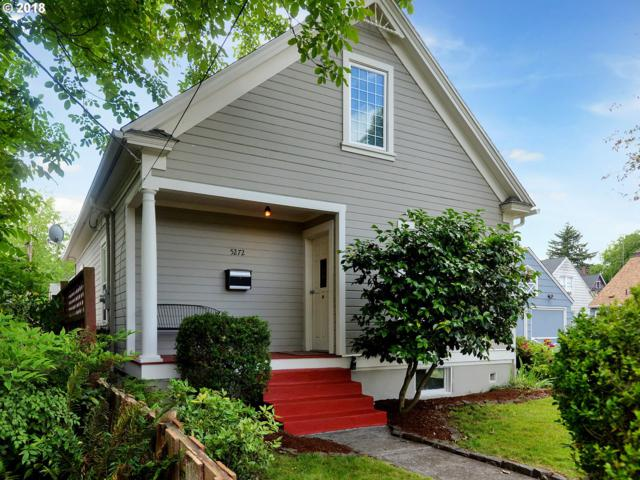 5272 N Princeton St, Portland, OR 97203 (MLS #18325368) :: Team Zebrowski