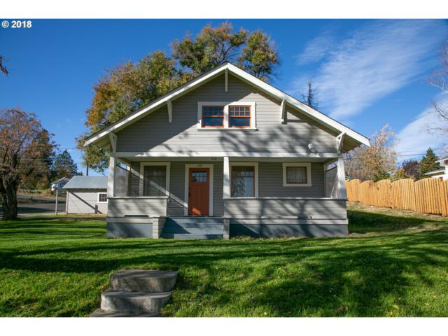 108 Court St, Moro, OR 97039 (MLS #18326099) :: Hatch Homes Group