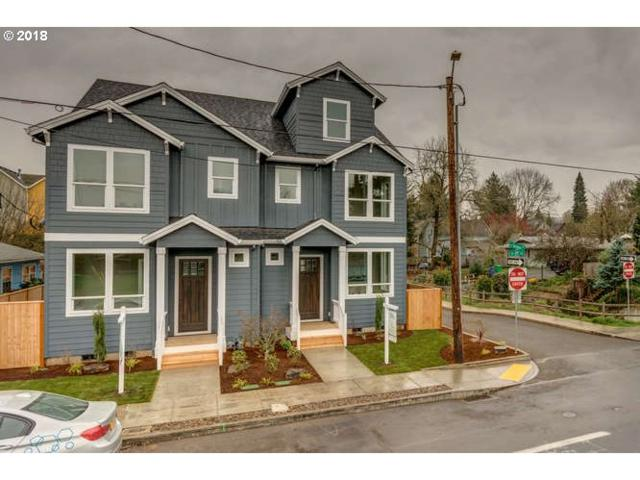 2102 SE Tacoma St, Portland, OR 97202 (MLS #18326228) :: McKillion Real Estate Group