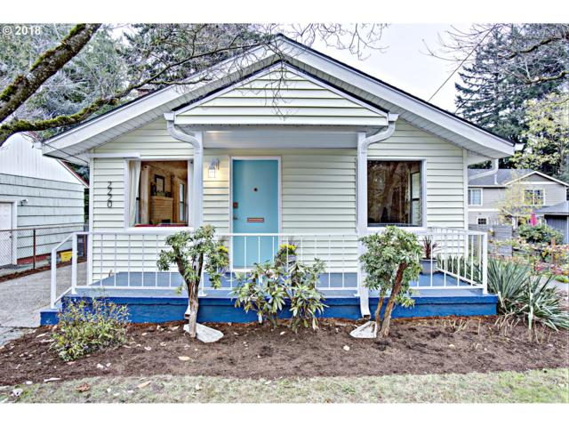 2220 SE 76TH Ave, Portland, OR 97215 (MLS #18326405) :: Next Home Realty Connection
