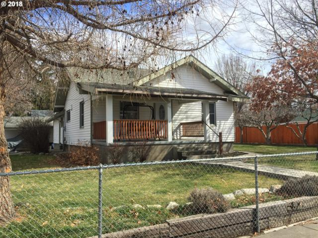 669 N College St, Union, OR 97883 (MLS #18326859) :: Hatch Homes Group