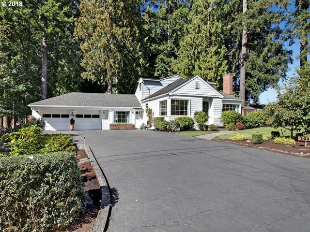3945 SW 86TH Ave, Portland, OR 97225 (MLS #18327261) :: McKillion Real Estate Group