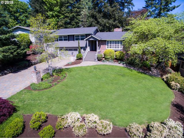 2107 Goodall Ct, Lake Oswego, OR 97034 (MLS #18327531) :: R&R Properties of Eugene LLC