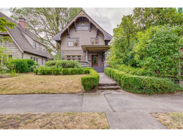 1517 SE Maple Ave, Portland, OR 97214 (MLS #18327699) :: Hatch Homes Group