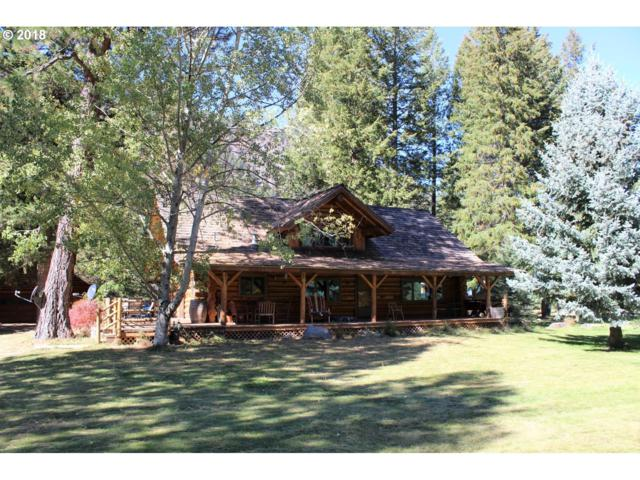 64870 Fir Rd, Lostine, OR 97857 (MLS #18327937) :: Portland Lifestyle Team