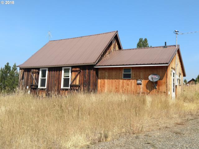 1414 Grant St, Granite, OR 97877 (MLS #18328706) :: The Dale Chumbley Group